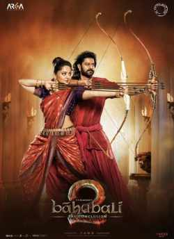 Bahubali 2 – The Conclusion movie poster