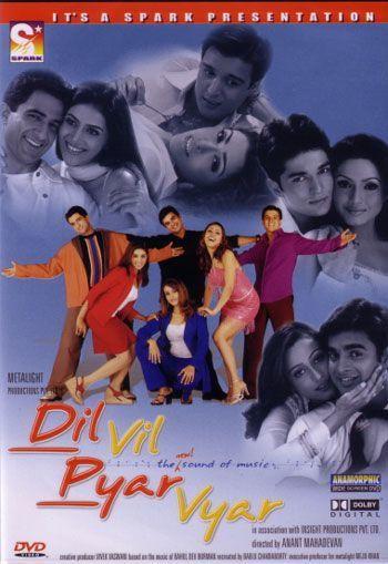 Dil Vil Pyar Vyar movie poster