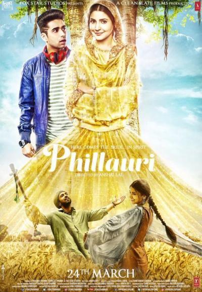Phillauri movie poster
