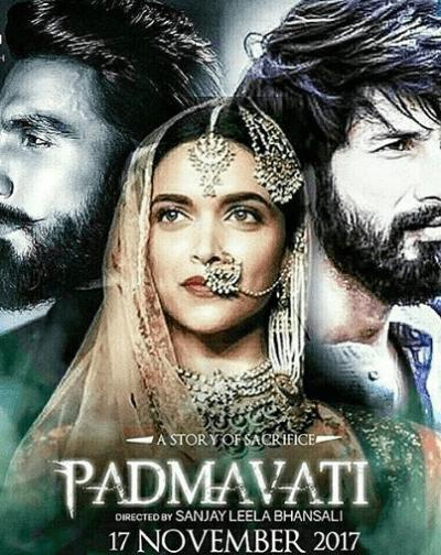 Padmavati movie poster