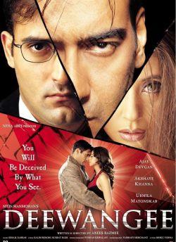 Deewangee movie poster