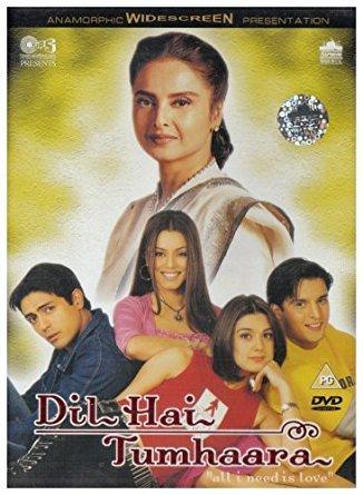 Dil Hai Tumhaara movie poster