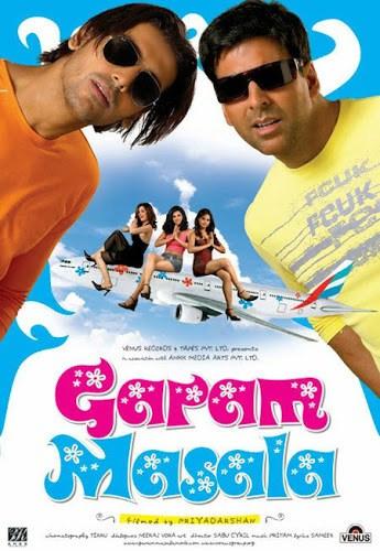 गर्म मसाला movie poster