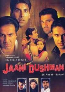 Jaani Dushman – Ek Anokhi Kahani Poster