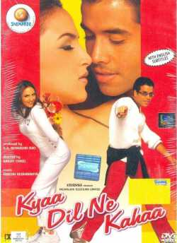 Kyaa Dil Ne Kahaa movie poster