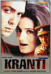 Kranti Poster