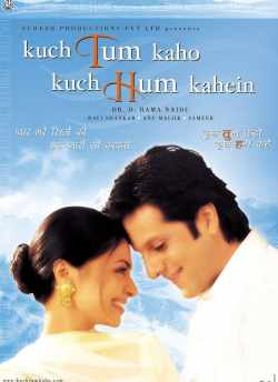 Kuch Tum Kaho Kuch Hum Kahein movie poster