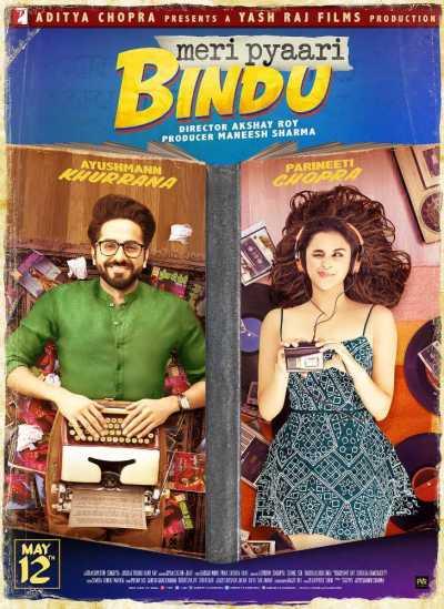 Meri Pyaari Bindu movie poster