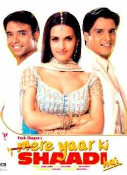 Mere Yaar Ki Shaadi Hai movie poster