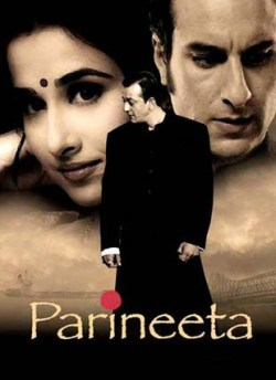 Parineeta movie poster