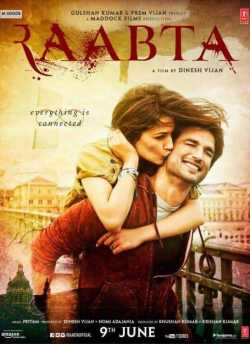 Raabta movie poster