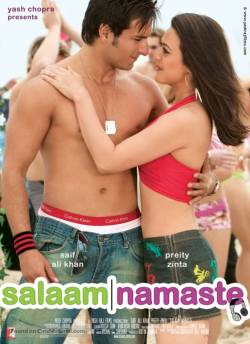 Salaam Namaste movie poster