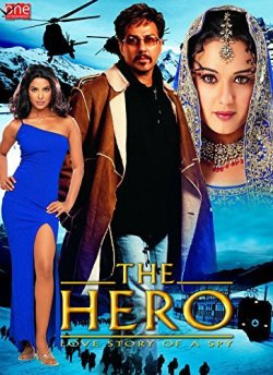 The hero – Love Story of a Spy movie poster