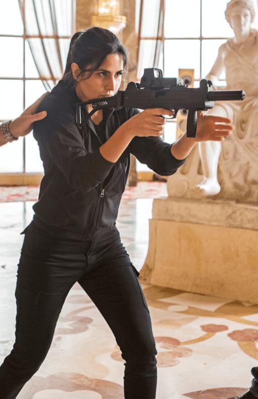 Katrina Kaif Training