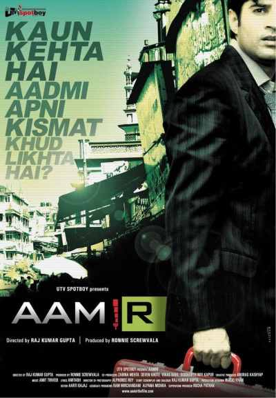 Aamir movie poster