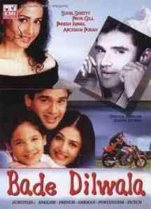 Bade Dilwala Poster