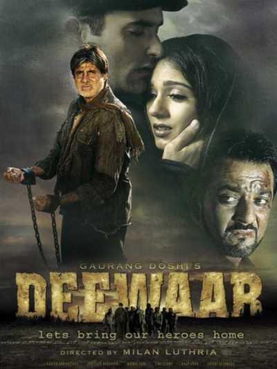 Deewaar : Let's Bring Our Heroes Home movie poster