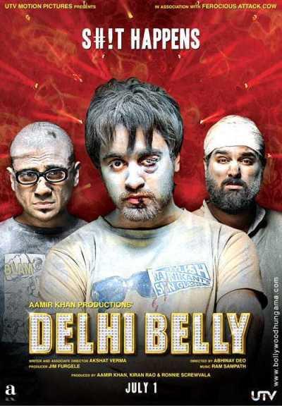 Delhi Belly movie poster