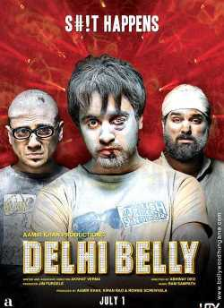 Delhi Belly movie poster