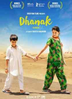 Dhanak movie poster