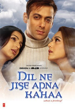 Dil Ne Jise Apna Kaha movie poster