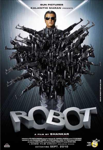 रोबोट movie poster