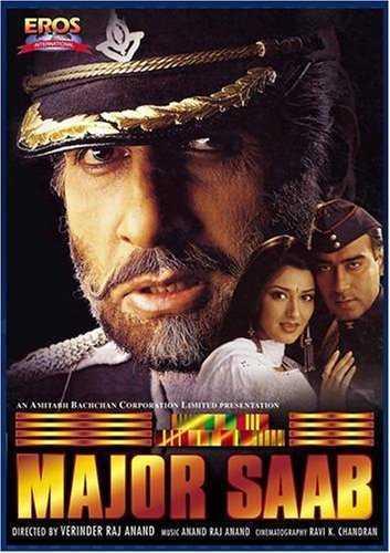 Major Saab movie poster