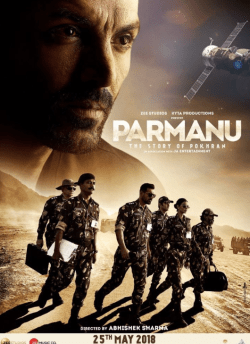 Parmanu: The Story of Pokhran movie poster