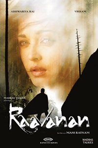 Raavanan Poster
