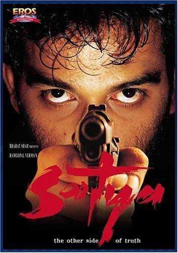 Satya movie poster