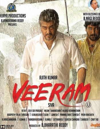 Veeram movie poster
