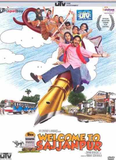 वेलकम टू सज्जनपुर movie poster