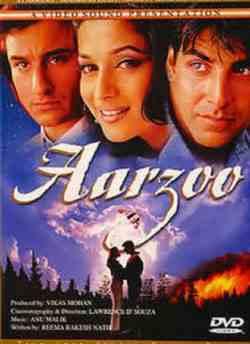 आरज़ू movie poster