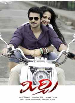 Mirchi movie poster