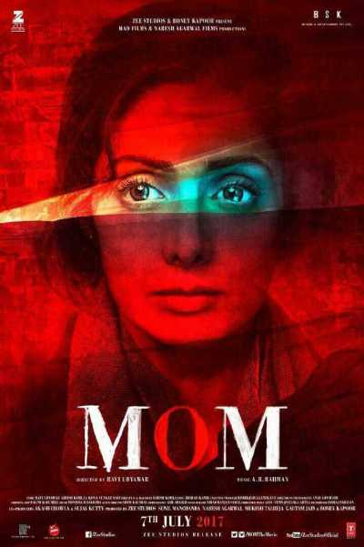 Mom movie poster
