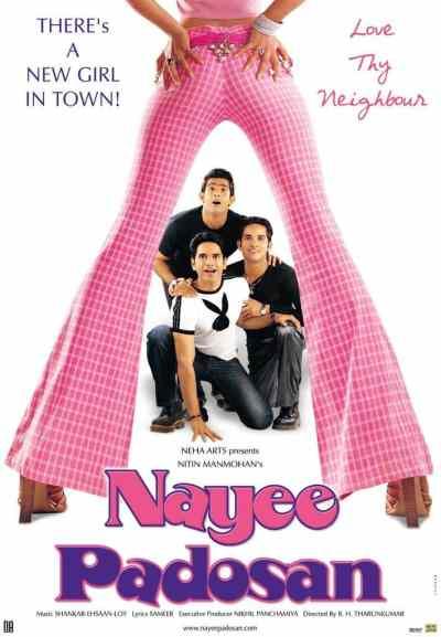 Nayee Padosan movie poster