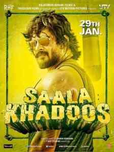 Saala Khadoos Poster