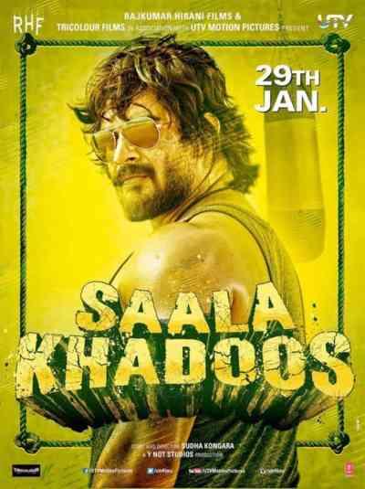 Saala Khadoos movie poster