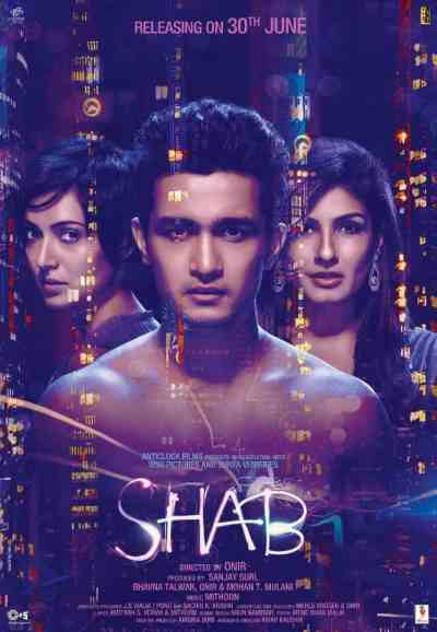 Shab movie poster
