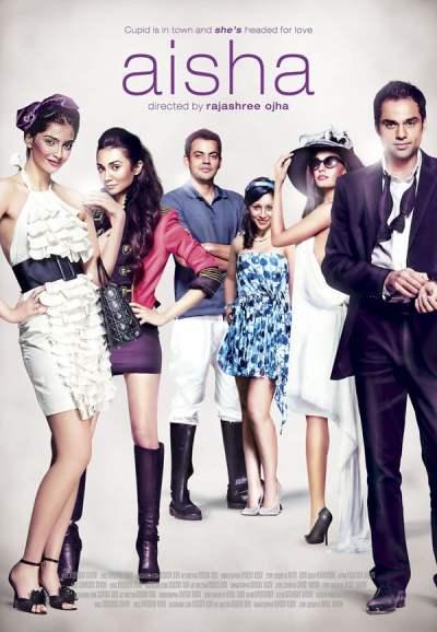 आइशा movie poster