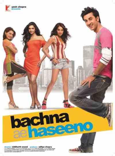 Bachna Ae Haseeno movie poster