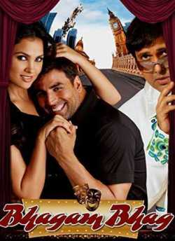 Bhagam Bhag movie poster