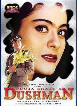 Dushman movie poster