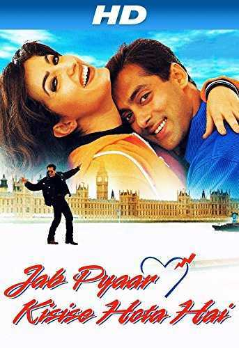 Jab Pyaar Kisi Se Hota Hai movie poster