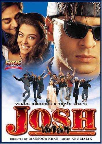 Josh movie poster
