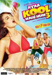 Kya Kool Hain Hum 3 Poster