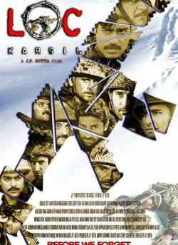 LOC Kargil movie poster