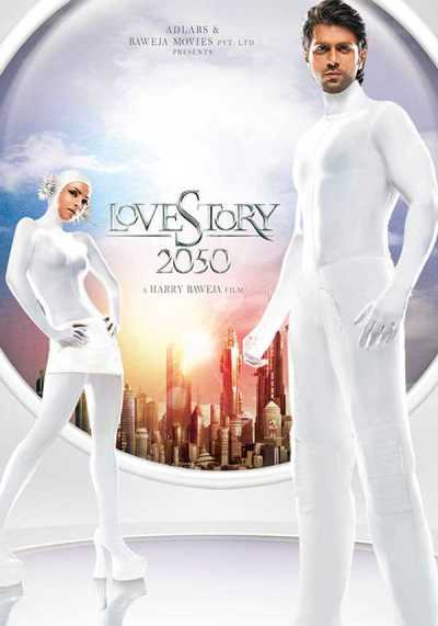 Love Story 2050 movie poster