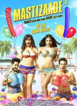 मस्तीज़ादे movie poster