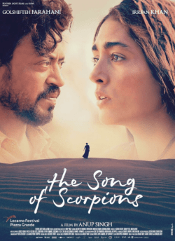 The Song of Scorpions movie poster